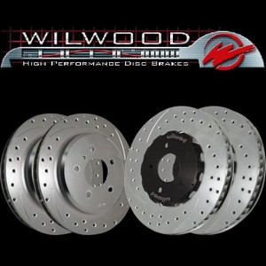 Corvette C5/ Z06 Wilwood High Performance Rotor Pkg.