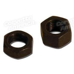 Corvette Brake Pedal Push Rod/Clevis Lock Nut.: 1963-1982