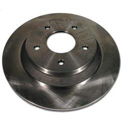 Corvette Brake Rotor. Front (Except Heavy Duty): 1988-1994