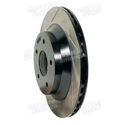 Corvette Brake Rotor. Front 12- RH Power Slot: 1988-1995