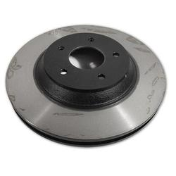 Corvette Brake Rotor. Front LH Heavy Duty (95-96 All): 1988-1996