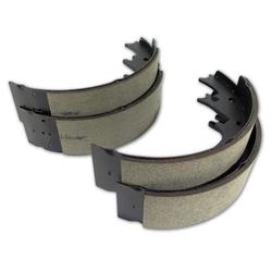 Corvette Brake Shoes - Front 1 Axle Set: 1963-1964