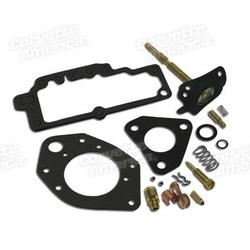 Corvette Carburetor Rebuild Kit. 6 Cylinder: 1953-1955