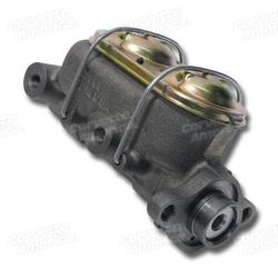 Corvette Master Cylinder. Heavy Duty & Power Brake - Replacement: 1967-1976