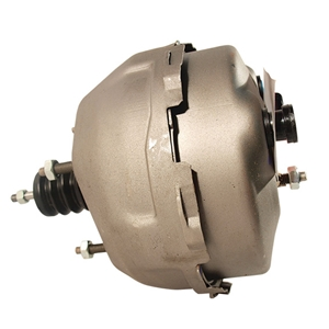 Corvette Power Brake Booster. Black - Remanufactured: 1968-1976