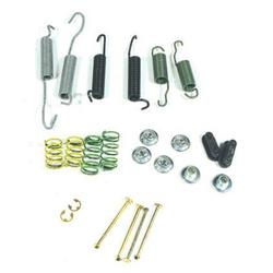 Corvette Rear Brake Shoe Hardware Kit.: 1963-1964