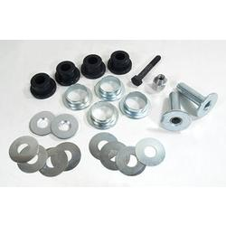 Corvette Trailing Arm Bushing Kit. Polyurethane W/Sleeves: 1963-1982