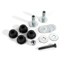 Corvette Trailing Arm Bushing Kit. Polyurethane: 1963-1982