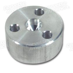 Corvette A.I.R. Pump Pully Spacer. 68-72/77-82: 1968-1982