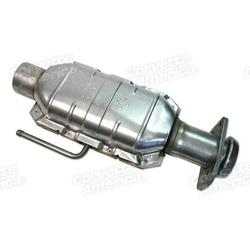 Corvette Catalytic Converter.: 1986-1990