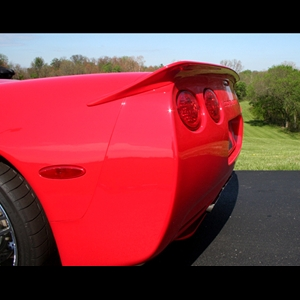 West Coast Corvettes - C5 Rear Spoiler
