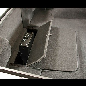 Corvette 99-04  Hard Top Rear Compartment Covers