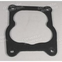Corvette Carburetor Base Gasket. Quadra-Jet: 1971-1973