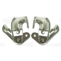 Corvette Door Handle Push Button Levers: 1956-1962