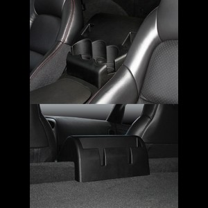 Corvette Storage Console Coupe : 2005-2013 C6 & Z06