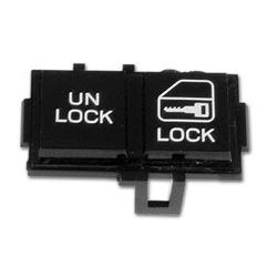 Corvette Power Door Lock Switch. RH: 1984-1985