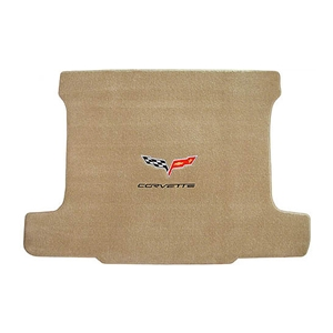 Corvette Rear Cargo Mat - Coupe : 2005-2013 C6
