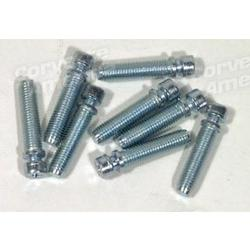 Corvette Headlight Adjuster Screws. 8 Piece: 1956-1982