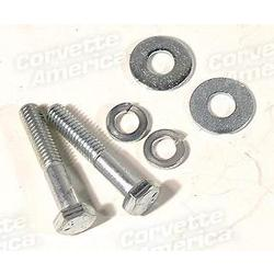 Corvette Headlight/Nose Support Bolt Set. Lower: 1963-1967