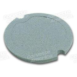 Corvette Parking Light Lens Gasket.: 1963-1967