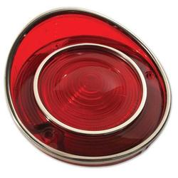Corvette Taillight Lens. Late 71: 1971-1973