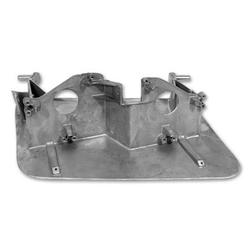 Corvette Headlight Housing. LH: 1968-1982