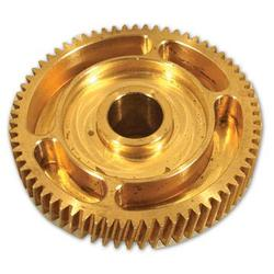 Corvette Headlight Motor Gear. Brass Large: 1984-1987