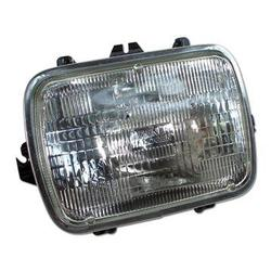 Corvette Headlight Capsule.: 1984-1996