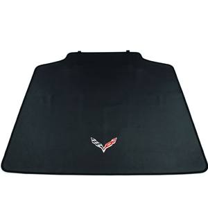 Corvette Stingray Rear Bumper Fascia Protector : 2014 C7