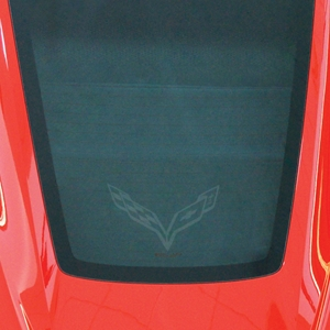 2014, 2015, 2016, 2017,C7 Corvette Stingray, Z51, Z06, Grand Sport Cargo Shade