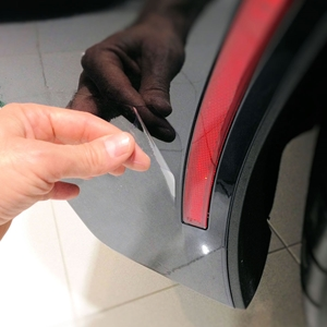 C7 Corvette Cleartastic Paint Protection - Fender Film Kit for C7 Stingray, Z51, Z06 and Grand Sport