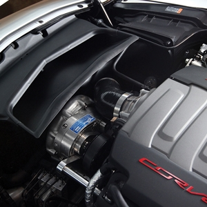 2014, 2015, 2016, 2017, C7 Corvette Stingray Supercharger Kit - ProCharger : 6.2L LT1