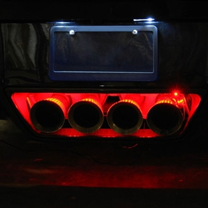 C7 Corvette Exhaust LED Lighting Kit : Stingray, Z51, Z06, Grand Sport, ZR1