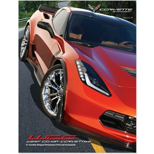 C7 Corvette Parts and Accessories Catalog