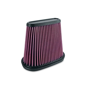 2014, 2015, 2016, 2017, C7 Corvette Stingray LT1 - AIRAID Direct-Fit Replacement Air Filter : Dry Filter - Red