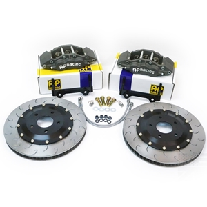 C7 Z51 Corvette AP Racing Front 6-Piston Big Brakes for factory Z51 Wheels