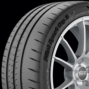 Corvette Tires - Michelin Pilot Sport Cup 2