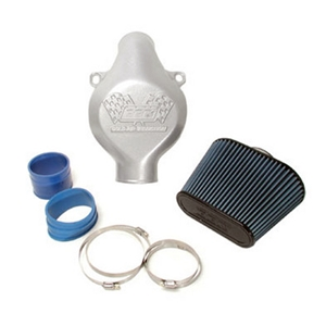 Corvette Cold Air Intake System - BBK Titanium Silver or Polished : 1997-2004 C5