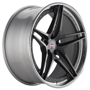 HRE Corvette Wheels - Modular 3-Piece : Style S107