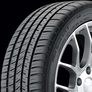Corvette Tires - Michelin Pilot Sport A/S 3 Y