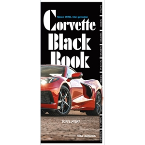1953-2018 Corvette Black Book