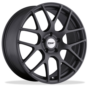 Corvette Wheels - TSW Nurburgring : Matte Gunmetal