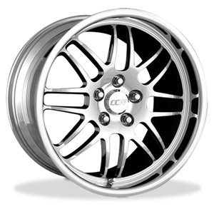 Corvette Wheels Custom - 1-Piece Forged Aluminum : Style SP16A