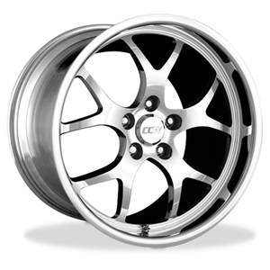 Corvette Wheels Custom - 1-Piece Forged Aluminum : Style SP510