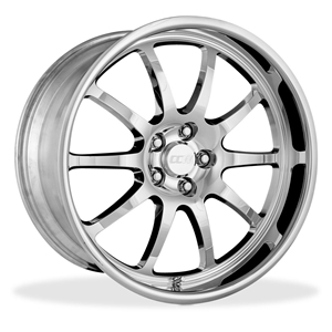 Corvette Wheels Custom - 1-Piece Forged Aluminum : Style T1000