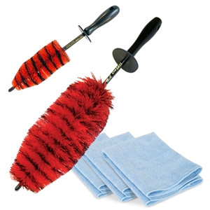 SR1 Performance Wheel Brush Kit