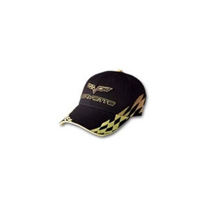 C6 Corvette - Embroidered Bad Vette Hat/Cap