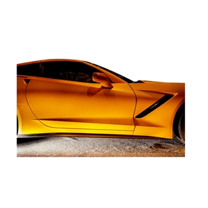 2014,2015,2016,2017, C7 Corvette Stingray Side Skirts/Rockers - ACS Composites : Carbon Fiber