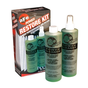 Corvette Air Filter Cleaning - aFe Power MagnumFLOW Chemicals : Restore Kit