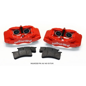 Corvette SLC56 Replacement Brake Caliper Kit - Wilwood : 1997-2004 C5 all, 2005-2013 C6
